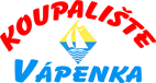 Rodinné koupaliště Vápenka Liberec Logo